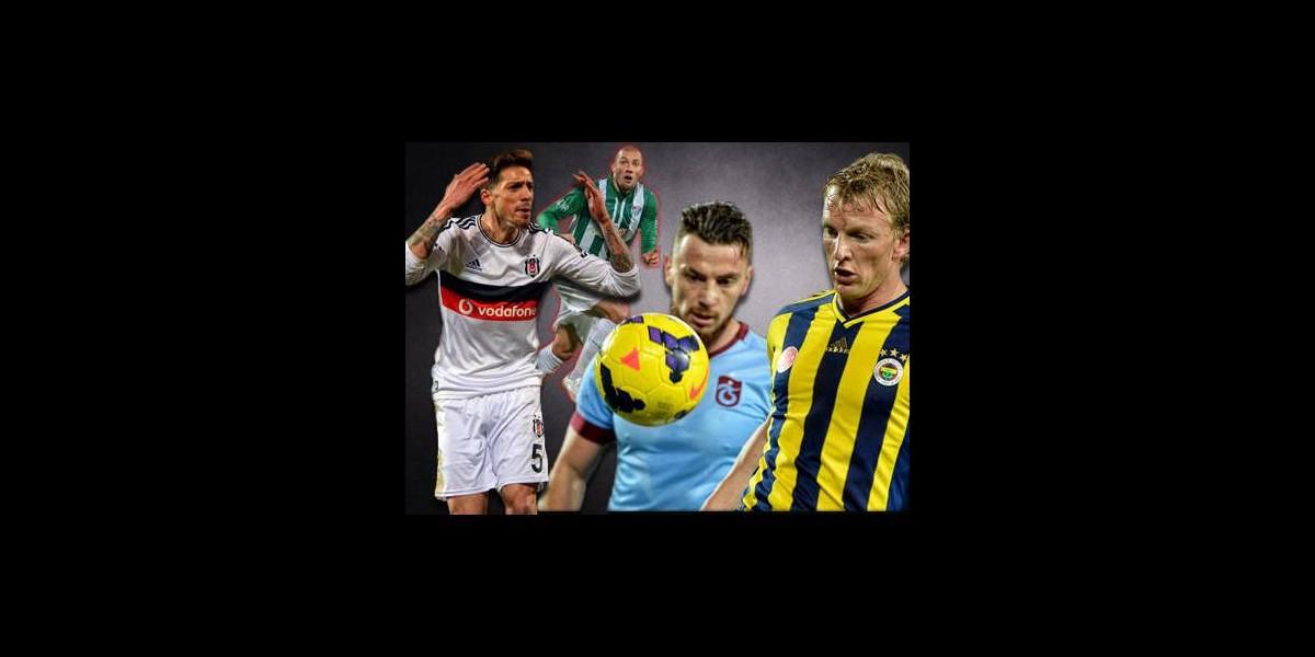 Spor Toto S U00fcper Lig 19 Hafta Ma U00e7 U00f6zetleri