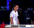 Furkan Özkan final performansı
