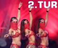 Sultan's Angels ikinci tur performansı