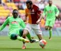 Galatasaray:1 Çaykur Rizespor:1