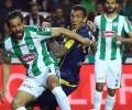 Torku Konyaspor:2 Fenerbahçe:1