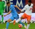 Trabzonspor:1 Medipol Başakşehir:1