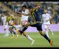 Fenerbahçe:4 Mersin İdman Yurdu:1