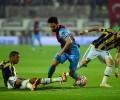 Trabzonspor:0 Fenerbahçe:4