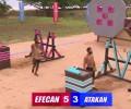 Efecan, Atakan'ı yenince büyük sevinç yaşadı!