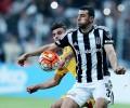 Beşiktaş:4 Kayserispor:0