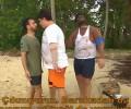 3 Adam'dan birleşme partisine özel unutulmaz Survivor skeçleri... (Tek parça)