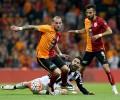 Galatasaray:0 Beşiktaş:1