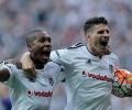 Beşiktaş:3 Osmanlıspor FK:1