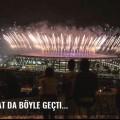 Bir olimpiyat da böyle geçti...