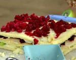 Kış Temalı Pasta Yapımı