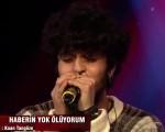 Emre Sertkaya 'Haberin Yok Ölüyorum' (Final 2. Performans)