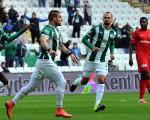 Bursaspor:4 Kasımpaşa:1