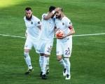 Gaziantepspor:0 Trabzonspor:1
