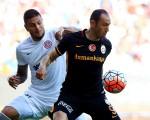 Antalyaspor:4 Galatasaray:2