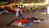 Görgü tanıkları saldırı anını anlattı: Daha fazla insan ölsün diye direksiyonu kırıyordu
