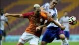 Galatasaray-Karabükspor maçından kareler