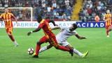 G.Saray, Kayserispor'un bileğini bükemedi!