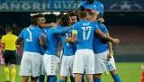 Napoli-Benfica: 4-2