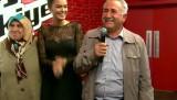 Gökhan sahnedeyken Nurettin'in dedesi şarkıyı adeta yaşadı!