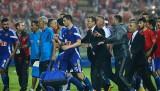 Göztepe - Eskişehirspor maçı tatil edildi