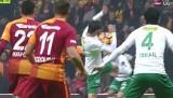 Galatasaray'da hakem isyanı!