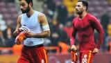 Galatasaray'ın yedek kulübesinde yine olay