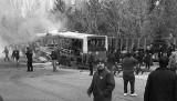 Kayseri'de askerlere yönelik hain saldırı!