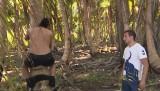TV'de Yok - Ağaca tırmanmaya çalışan Çılgın Sedat'tan görülmemiş taktik