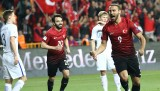 Türkiye-Finlandiya maçından kareler...