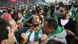 Konya'da kupa sevinci! Gözyaşları sel oldu...
