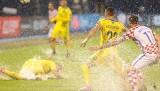 Hırvatistan - Kosova maçı tatil edildi