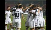 Gaziantepspor:0 Fenerbahçe:5