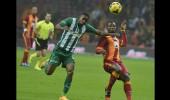 Galatasaray:2 Bursaspor:2