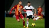 Beşiktaş:0 Galatasaray:2