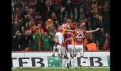 Galatasaray:3 SAİ Kayseri Erciyesspor:1