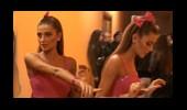Özlem Yıldız,Özge Ulusoy Prova Dansı