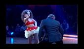 Almeda ve Dmytro'nun Dans Performansı