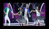 Dansçıların Toplu Dans Performansı 2