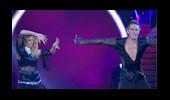 Burcu Çetinkaya ve Partneri Stas'ın Dans Performansı