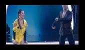Helin Avşar ve Erhan'ın Dans Performansı