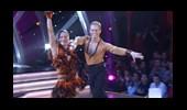 Ivana Sert ve Slava'nın Dans Performansı