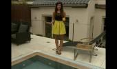 Almeda Barcelona'da Lüks Otelde Konakladı