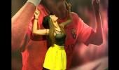 Almeda Barcelona Futbol Kulübünü Gezdi