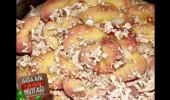 Arda'nın Ramazan Mutfağı 28. Bölüm Şeftalili İrmik Helvası Tarifi