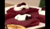 Arda'nın Ramazan Mutfağı Yirmi Yedinci Bölüm Vişneli Ekmek Tatlısı Nasıl Yapılır?