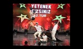 Young Crew Extreme'in 2.Tur Performansı