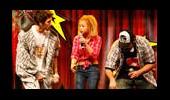 Tayfun, Yusufhan, Canan ve Onur Can'ın Rap Şarkı Performansı