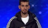 Ayhan Öztürk'ün Rap Şarkı Performansı