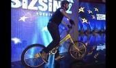 Halil Abacı ve Extreme Show'un Akrobatik Bisiklet Gösterisi